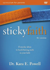 Sticky Faith Parent Video Curriculum av Kara Powell (DVD)