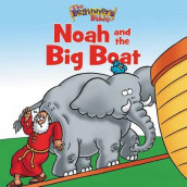 The Beginner's Bible Noah and the Big Boat av Crystal Bowman (Heftet)