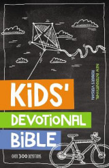 Omslag - NIRV Kids' Devotional Bible