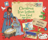 Omslag - Christmas Love Letters from God