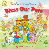Omslag - The Berenstain Bears Bless Our Pets