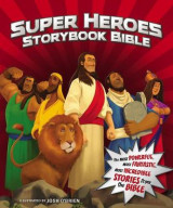 Omslag - Super Heroes Storybook Bible