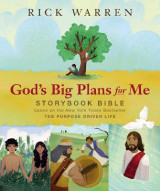 Omslag - God's Big Plans for Me Storybook Bible