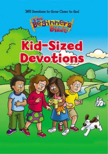 The Beginner's Bible Kid-Sized Devotions av Zondervan Publishing (Innbundet)