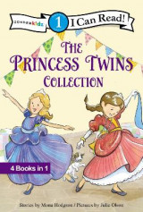Omslag - The Princess Twins Collection