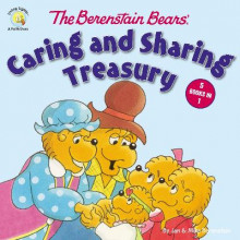 The Berenstain Bears' Caring and Sharing Treasury av Jan Berenstain og Mike Berenstain (Innbundet)