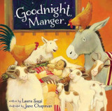 Omslag - Goodnight, Manger