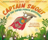 Omslag - Captain Snout and the Super Power Questions