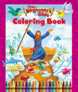 Omslag - The Beginner's Bible Coloring Book