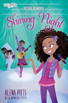 Shining Night av Alena Pitts og Wynter Pitts (Heftet)