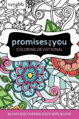 Omslag - Faithgirlz Promises for You Coloring Devotional