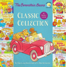 The Berenstain Bears Classic Collection av Jan Berenstain og Mike Berenstain (Heftet)
