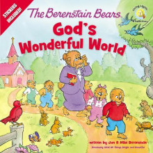 The Berenstain Bears God's Wonderful World av Jan Berenstain (Heftet)