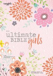 NIV, Ultimate Bible for Girls, Faithgirlz Edition, Hardcover av Nancy N. Rue (Innbundet)