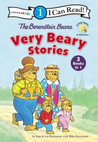 The Berenstain Bears Very Beary Stories av Stan Berenstain, Jan Berenstain og Mike Berenstain (Innbundet)