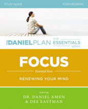 Focus Study Guide with DVD av Daniel G. Amen, Dee Eastman, Mark Hyman og Rick Warren (Heftet)