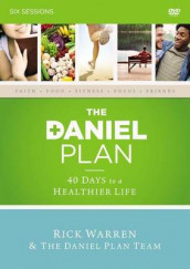 The Daniel Plan Video Study av Daniel G. Amen, Dr. Mark Hyman og Rick Warren (DVD)