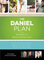 The Daniel Plan Church Campaign Kit av Daniel G. Amen, Dr. Mark Hyman og Rick Warren (Heftet)
