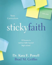 Sticky Faith Teen Curriculum with DVD av Brad M. Griffin og Kara Powell (Heftet)