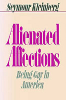 Alienated Affections av Seymour Kleinberg (Heftet)