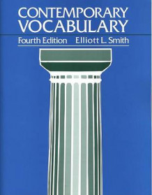 Contemporary Vocabulary av Elliott L. Smith (Heftet)