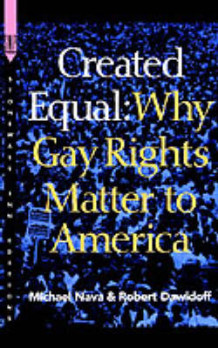 Created Equal: Why Gay Rights Matter to America av M. Nava og R. Dawidoff (Heftet)