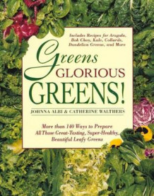 Greens Glorious Greens av Johnna Albi (Heftet)