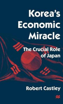 Korea's Economic Miracle av Robert Castley (Innbundet)
