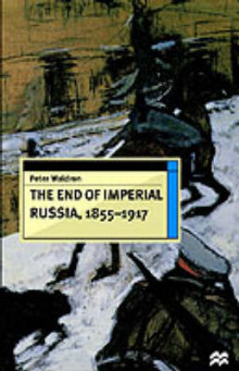 The End of Imperial Russia av Peter Waldron (Heftet)
