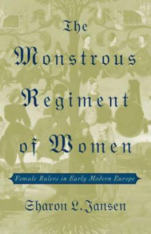 Monstrous Regiment of Women av Sharon L. Jansen (Innbundet)
