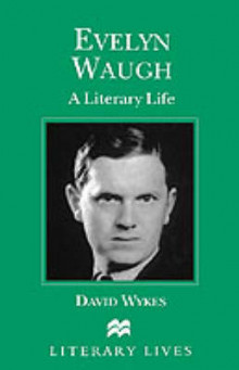 Evelyn Waugh av David Wykes (Innbundet)