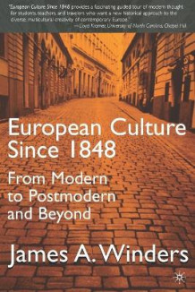 European Culture Since 1848 av James A. Winders (Heftet)