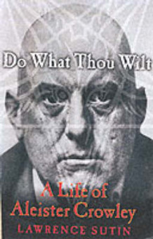 Do What Thou Wilt av Lawrence Sutin (Heftet)