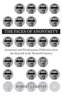 Faces of Anonymity (Innbundet)