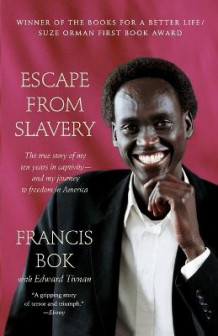 Escape from Slavery av Francis Bok (Heftet)