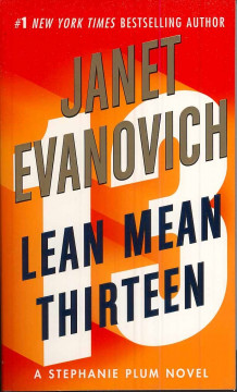 Lean mean thirteen av Janet Evanovich (Heftet)