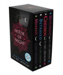 House of Night Set av P. C. Cast (Heftet)