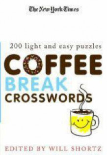 Coffee Break Crosswords (Heftet)