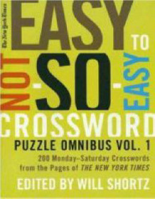 Easy to Not So Easy Crosswords (Heftet)