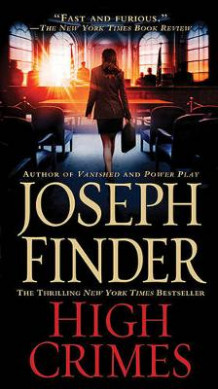 High Crimes av Joseph Finder (Heftet)