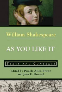 As You Like it: Texts and Contexts av William Shakespeare (Heftet)