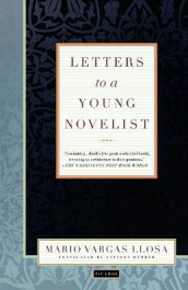 Letters to a Young Novelist av Mario Vargas Llosa (Heftet)