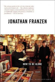 How to be Alone av Jonathan Frantzen (Heftet)