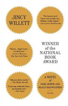 Winner of the National Book Award av Jincy Willett, B. willett og B Ed Willett (Heftet)