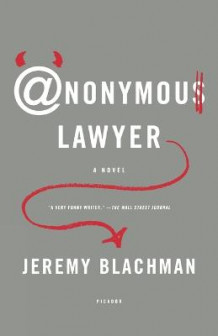 Anonymous Lawyer av Jeremy Blachman (Heftet)