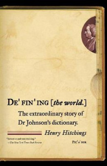 Defining the World av Henry Hitchings (Heftet)