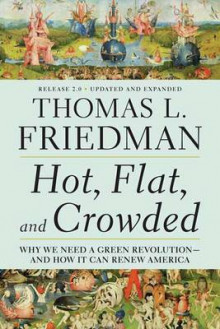 Hot, Flat, and Crowded, Release 2.0 av Thomas L Friedman (Heftet)