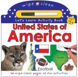 Omslag - United States of America Let's Learn Activity Book