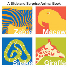A Slide and Surprise Animal Book av Natalie Boyd (Pappbok)