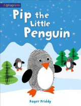 Omslag - Pip the Little Penguin